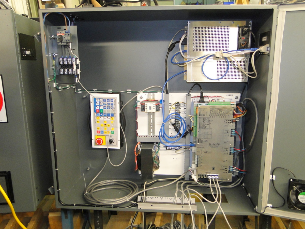 Anilam Controller Wiring Diagram
