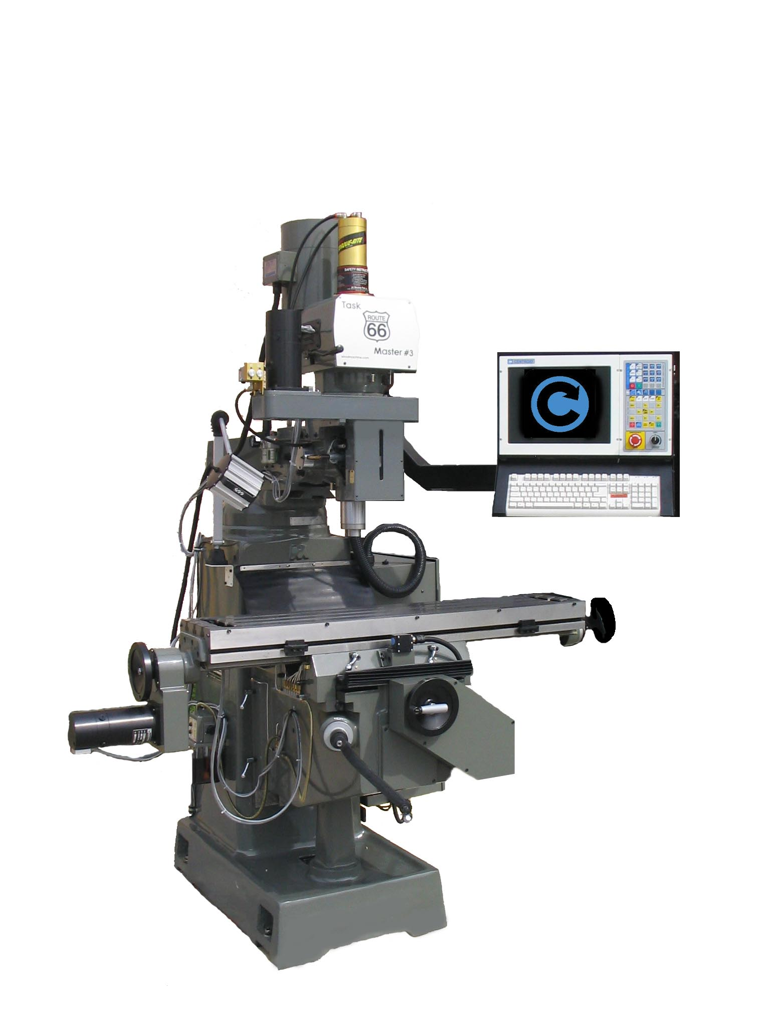 rigid tapping machine