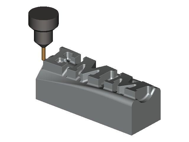 VCarve CAM Engraving